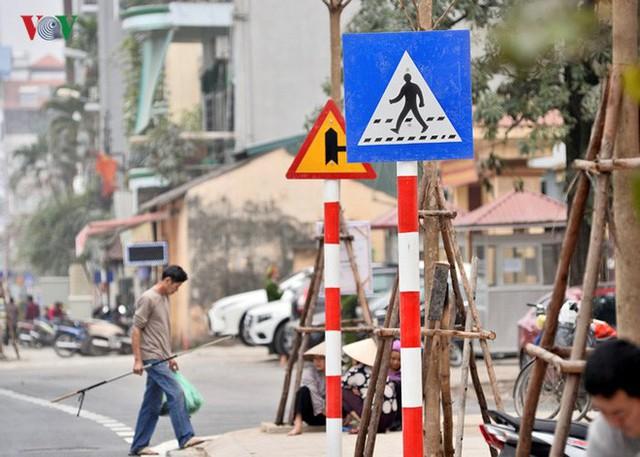 Ảnh: Toàn cảnh con đường 600m hoàn thành trong 17 năm tại Hà Nội - Ảnh 5.