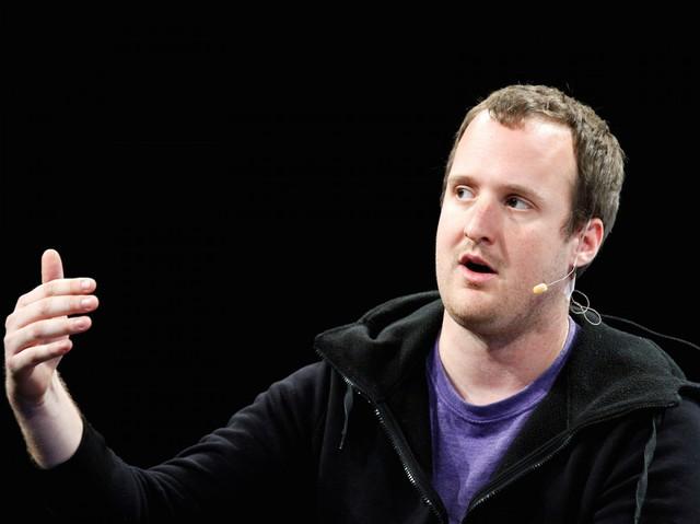 7. Kin (Canada) - Tiền ảo cho ứng dụng tin nhắn video Kik - 98 triệu USD - Ảnh: Nhà sáng lập, CEO Ted Livingston của Kik Messenger/Reuters.