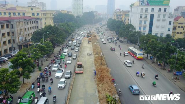 Đường đẹp nhất Việt Nam rộng thênh thang qua góc máy từ trên cao - Ảnh 8.