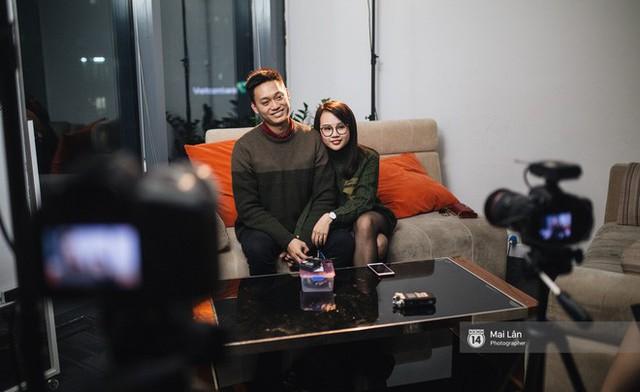 Nhật Anh Trắng - Trang Đinh: Sợ vợ là yếu tố quan trọng nhất để có một gia đình hạnh phúc... - Ảnh 7.