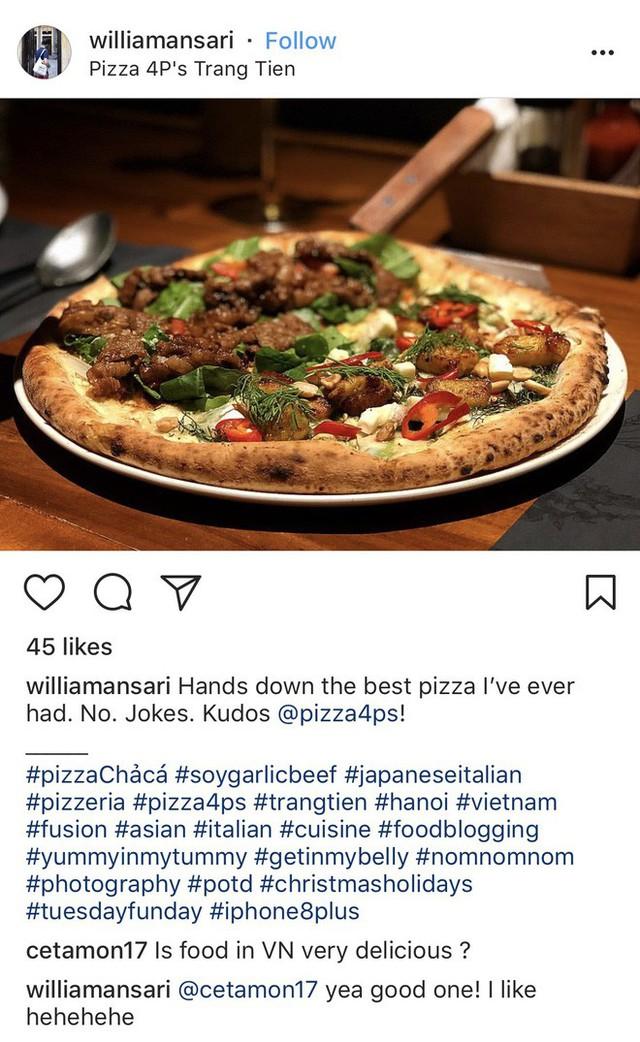 Món mới của 4Ps: Pizza chả cá - vừa mắm tôm vừa phô mai liệu có phải là chiếc pizza sai nhất từ trước tới nay? - Ảnh 7.