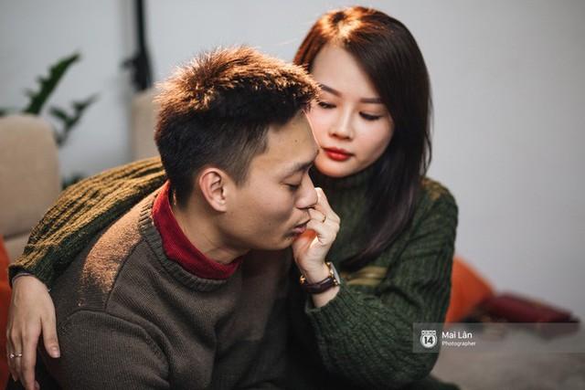 Nhật Anh Trắng - Trang Đinh: Sợ vợ là yếu tố quan trọng nhất để có một gia đình hạnh phúc... - Ảnh 8.