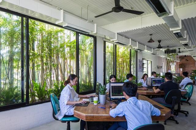 Hàng vạn dân văn phòng sẽ mơ ước được làm việc trong resort ngập cây xanh này - Ảnh 9.