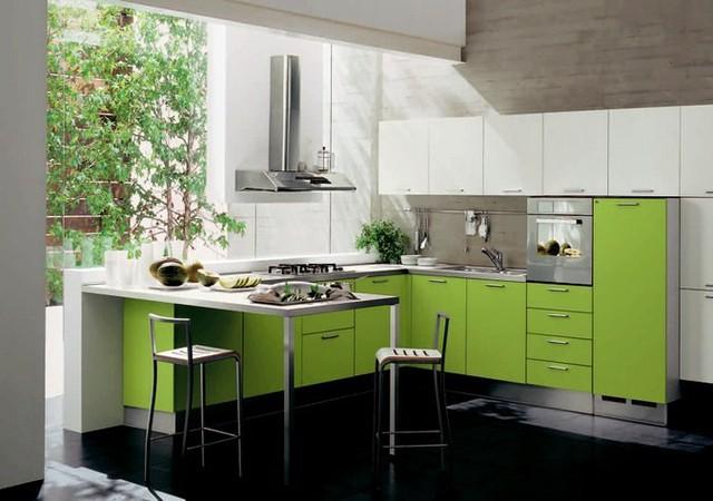 Những tủ bếp đơn giản nhưng khiến không gian bếp đẹp và sang đến không ngờ - Ảnh 10.