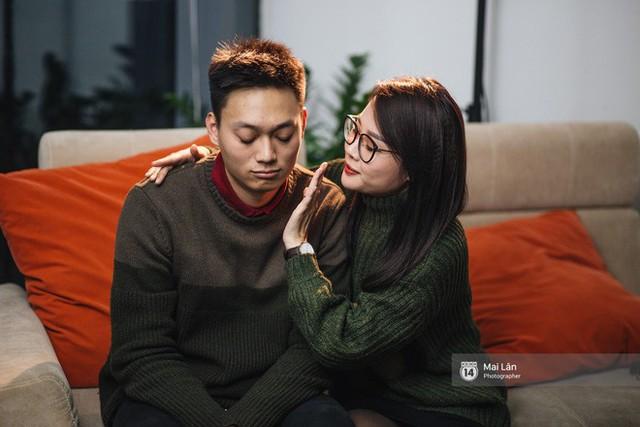 Nhật Anh Trắng - Trang Đinh: Sợ vợ là yếu tố quan trọng nhất để có một gia đình hạnh phúc... - Ảnh 10.