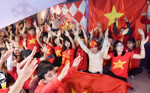 Tinh thần quả cảm của đội tuyển U23 Việt Nam trong trận đấu lịch sử - Ảnh 1.