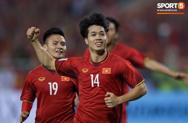 Hành trình kỳ diệu của bóng đá Việt Nam trong năm 2018 qua ảnh - Ảnh 15.