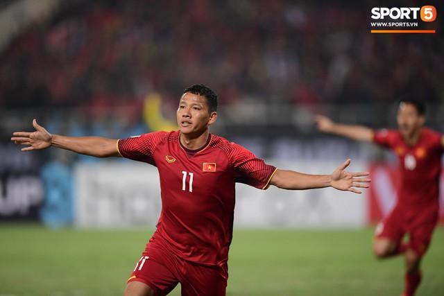 Hành trình kỳ diệu của bóng đá Việt Nam trong năm 2018 qua ảnh - Ảnh 19.