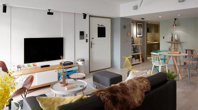 Căn hộ 85 m2 khiến bạn không thể rời mắt - Ảnh 3.