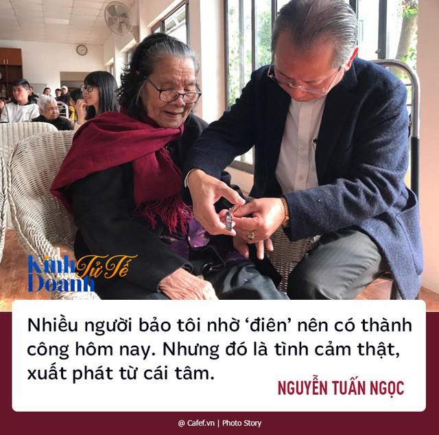 """Mở Trung tâm dưỡng lão 2 năm tại Hà Nội không có khách nhưng nhờ """"điên"""" người đàn ông này tạo ra thay đổi lớn - Ảnh 2."""