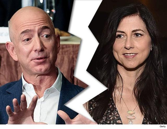 Dùng máy bay riêng đưa nhân tình đi du lịch, ông chồng mẫu mực, sẵn sàng rửa bát cho vợ Jeff Bezos vỡ vụn hình ảnh trong mắt chị em - Ảnh 3.