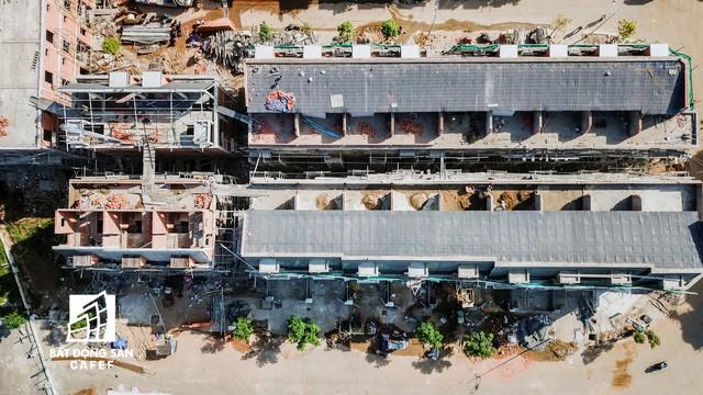 Nhiều hạng mục đang thi công ngổn ngang nhưng chủ dự án Sim City (Quận 9) ép khách hàng nhận nhà - Ảnh 5.