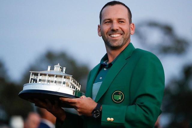 Tay golf lừng danh Sergio Garcia - ngôi sao hơn 22 lần lọt Top 10 thế giới nhưng chỉ về nhì tại giải Master - Ảnh 1.