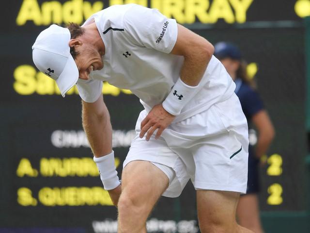 Tay vợt huyền thoại Andy Murray tuyên bố giải nghệ trong nước mắt - Ảnh 2.