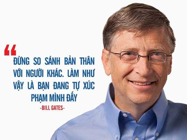 Hành động tai hại, bị Bill Gates ví như tự xúc phạm bản thân này đang cản bước chúng ta tới thành công, đáng tiếc là đa số đều mặc phải! - Ảnh 1.