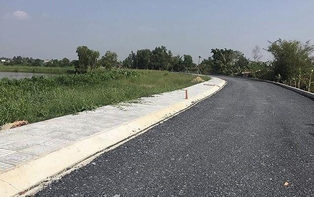 Lộ chiêu mới ở dự án lấp sông phân lô phân phối nền chấn động miền Tây - Ảnh 2.