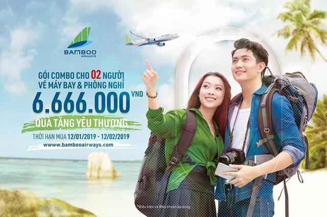 Bamboo Airways hé lộ giá vé: Chỉ 149.000 là đã có thể bay, mua combo cả nhà du lịch chỉ chục triệu đồng - Ảnh 2.