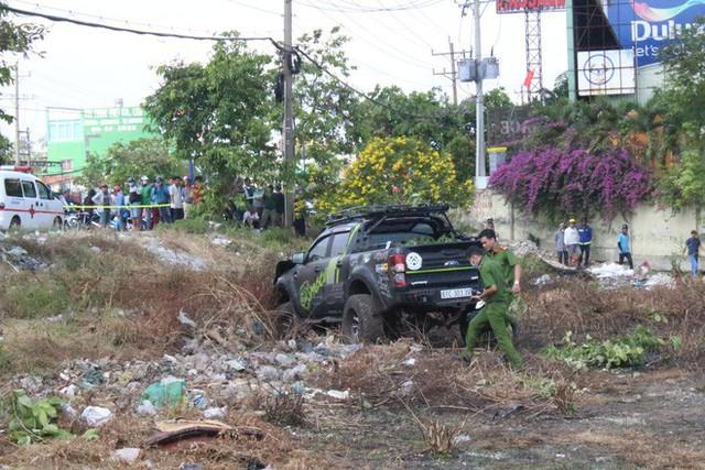 Vụ nam thanh niên bị xe Ford Ranger tông chết: Mới đi bán dưa hấu ngày đầu tiên, gia cảnh nghèo khó - Ảnh 2.