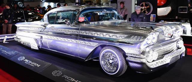 """Những ý tưởng """"độ"""" xe từ triển lãm ô tô """"dị"""" nhất hành tinh - Ảnh 1."""