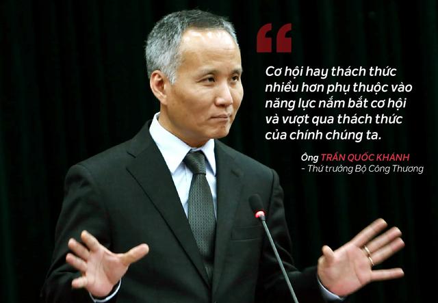 Thứ trưởng Trần Quốc Khánh: Không có lý do để bi quan với CPTPP - Ảnh 2.