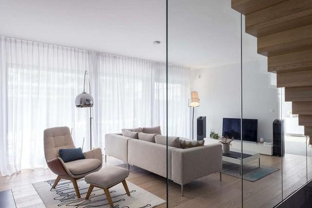Ngôi nhà dễ làm dành cho người thích yên tĩnh - Ảnh 2.