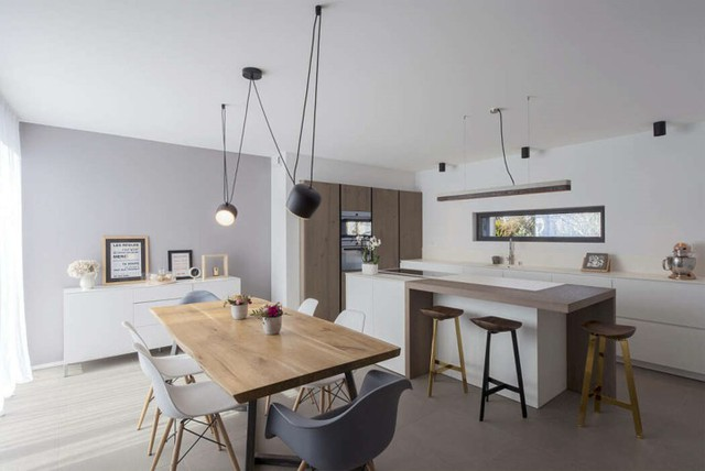 Ngôi nhà dễ làm dành cho người thích yên tĩnh - Ảnh 3.