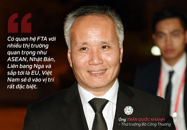 Thứ trưởng Trần Quốc Khánh: Không có lý do để bi quan với CPTPP - Ảnh 4.