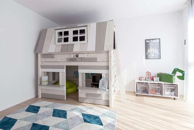 Ngôi nhà dễ làm dành cho người thích yên tĩnh - Ảnh 6.