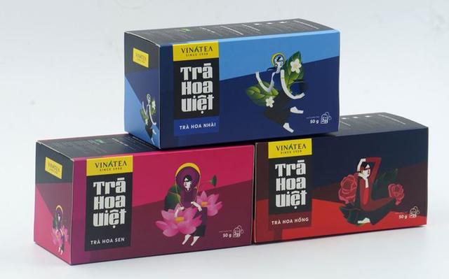 Đón mùa kinh doanh cuối năm, Vinatea tung hàng loạt sản phẩm trà mới - Ảnh 4.