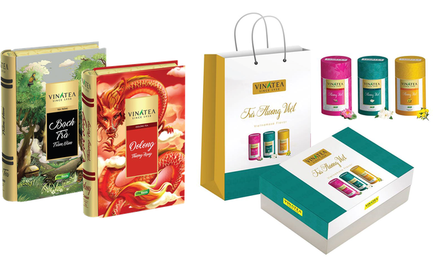 Đón mùa kinh doanh cuối năm, Vinatea tung hàng loạt sản phẩm trà mới - Ảnh 5.