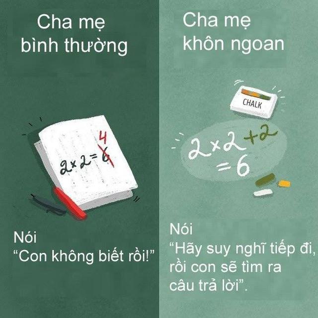 Đa số phụ huynh Việt đều muốn con ngoan ngoãn, nghe lời, không được phép sai lầm: Hãy học cách cha mẹ thông thái buông tay, cho con tự khám phá cuộc sống để trưởng thành  - Ảnh 1.
