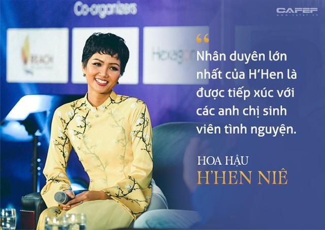 Ước mơ thời thơ bé ít ai ngờ của Hoa hậu H'Hen Niê - Ảnh 5.