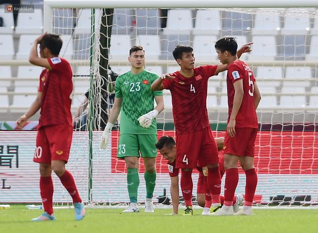 Kịch bản điên rồ: Việt Nam hòa Yemen, chỉ có 1 điểm vẫn vào vòng 1/8 - Ảnh 1.