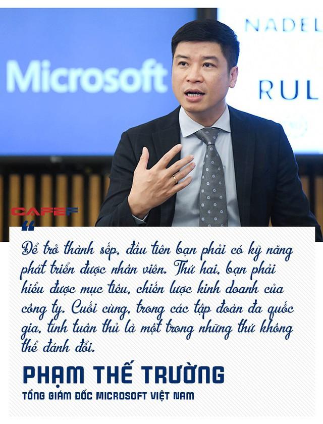 Tổng giám đốc Microsoft Việt Nam: Người Việt có khả năng nắm bắt công nghệ ở nhóm tốt nhất thế giới! - Ảnh 10.