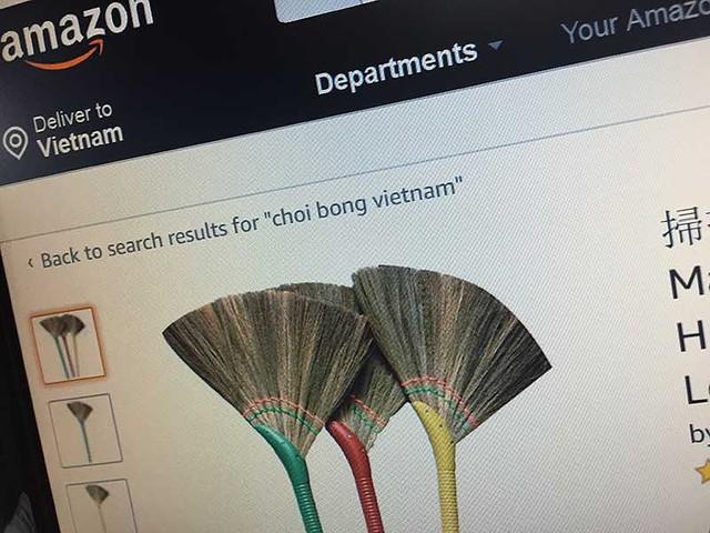 Gã khổng lồ Amazon nhảy vào Việt Nam: Ai hưởng lợi? - Ảnh 2.