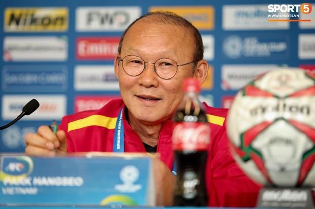 HLV Park Hang-seo: Quang Hải hứa với tôi sẽ ghi bàn và đã thực hiện được - Ảnh 1.