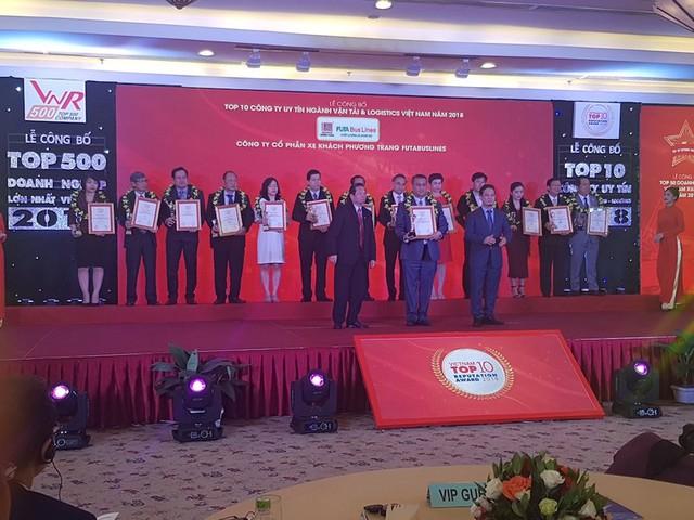 Những ông lớn trong ngành vận tải và logistics Việt Nam 2018 - Ảnh 1.