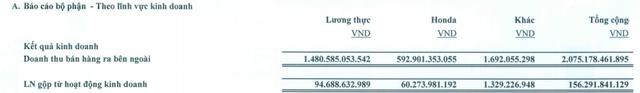 Angimex (AGM) báo lãi vượt 72% kế hoạch lợi nhuận sau thuế năm 2018 - Ảnh 1.