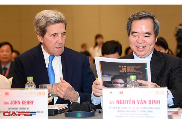 Thông điệp của cựu Ngoại trưởng Hoa Kỳ John Kerry và lời hứa với Việt Nam - Ảnh 2.
