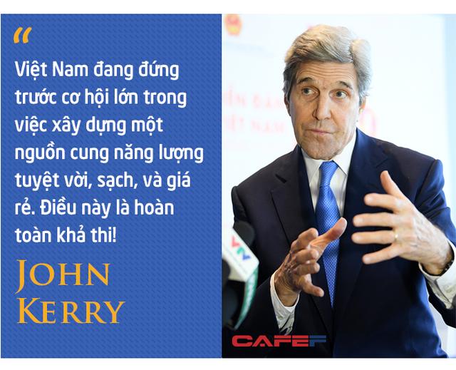 Thông điệp của cựu Ngoại trưởng Hoa Kỳ John Kerry và lời hứa với Việt Nam - Ảnh 6.