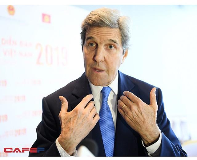 Thông điệp của cựu Ngoại trưởng Hoa Kỳ John Kerry và lời hứa với Việt Nam - Ảnh 8.