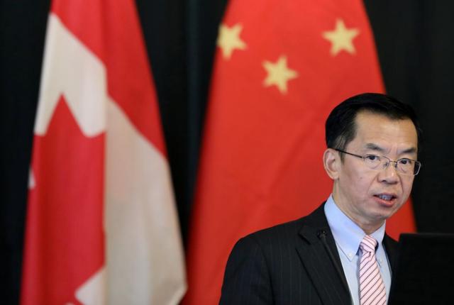 Trung Quốc cảnh báo sẽ có hậu quả nếu Canada cấm cửa Huawei - Ảnh 1.