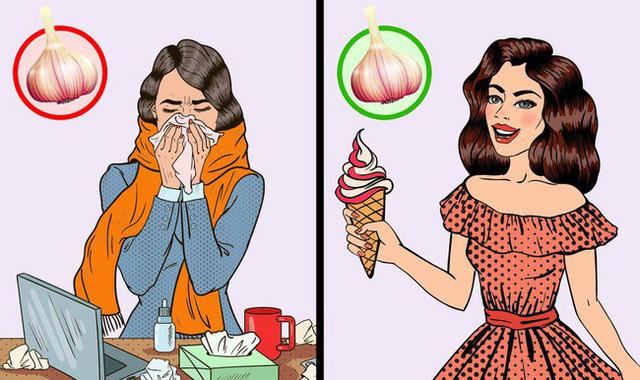 Điều gì xảy ra nếu bạn ăn tỏi mỗi ngày? Ngay điều đầu tiên đã khiến nhiều người thấy thích rồi - Ảnh 2.