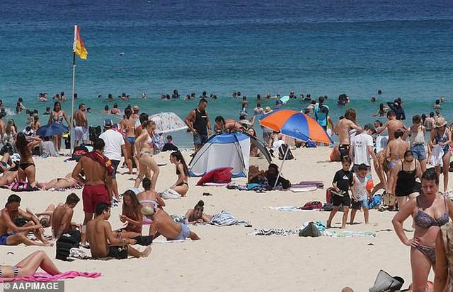 Cả thế giới đón mùa đông lạnh căm, riêng Úc chịu cảnh nắng nóng 50 độ, chảy cả nhựa đường - Ảnh 4.