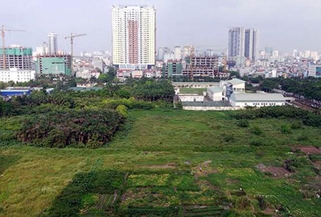 Hà Nội chính thức duyệt danh sách gần 1.700 dự án thu hồi đất năm 2019 - Ảnh 1.