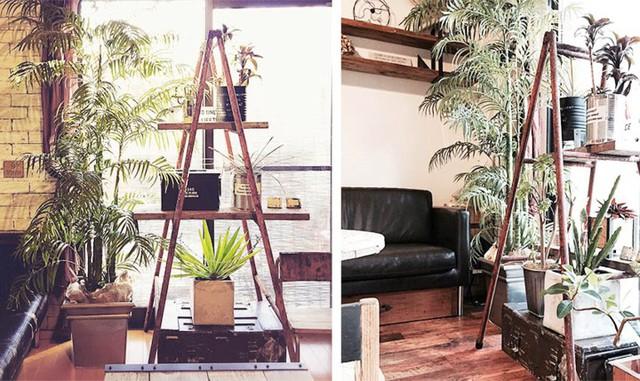 Homestay làm từ gỗ tái chế gần gũi, ấm cúng - Ảnh 3.