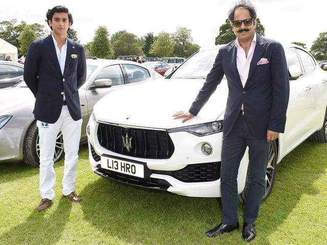 Rich kid oách nhất Ấn Độ: 20 tuổi đã thừa kế ngai vàng, sở hữu khối tài sản hàng trăm triệu đô - Ảnh 4.