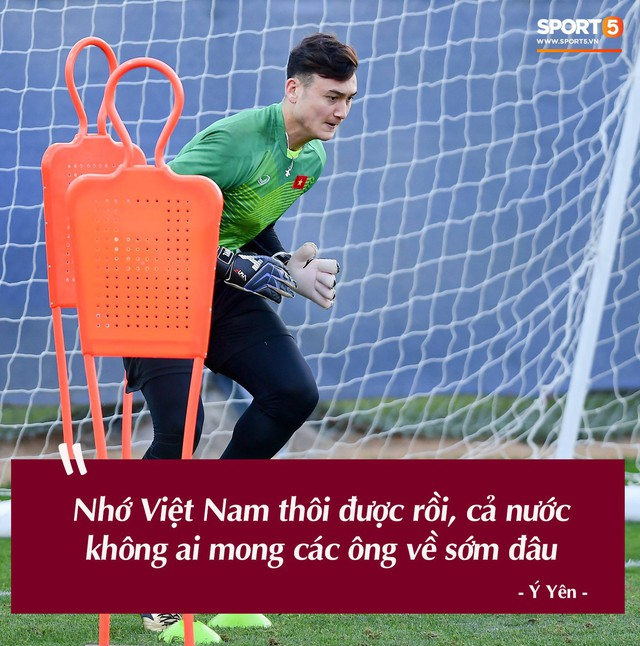 Trước vòng đấu loại trực tiếp Asian Cup 2019, Đặng Văn Lâm tuyên bố: Anh sẽ về nước, nhưng không phải hôm nay - Ảnh 2.
