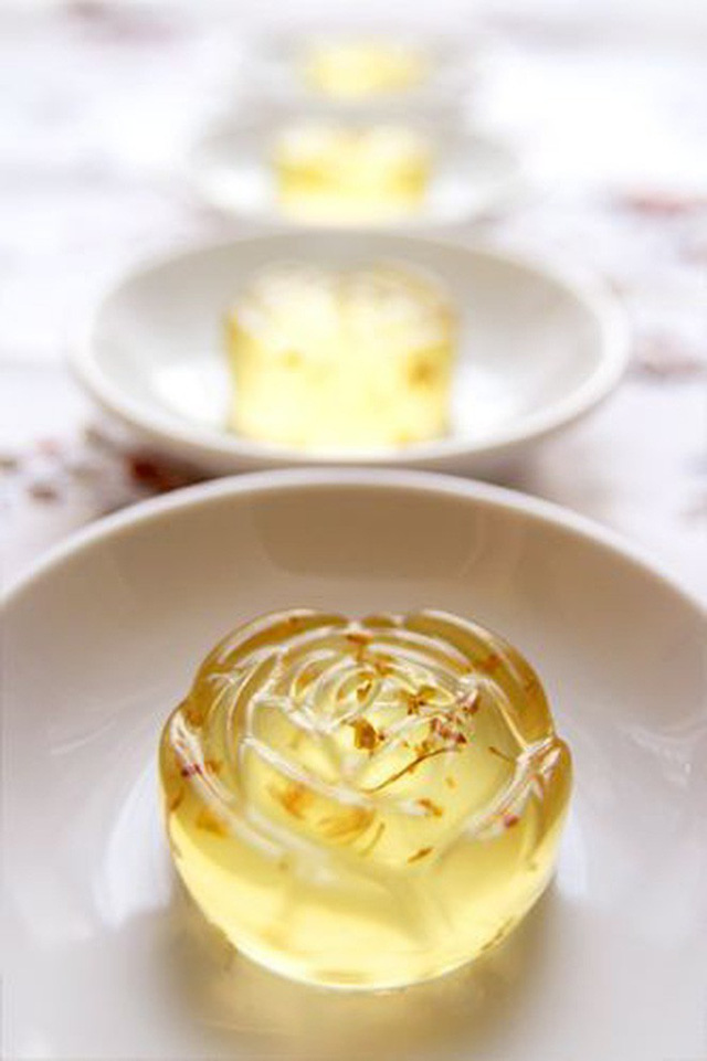 Có một điều phải thừa nhận là các món bánh châu Á truyền thống đều rất cầu kì và tinh tế - Ảnh 1.