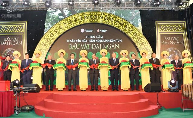 Thủ tướng kỳ vọng sâm Ngọc Linh sẽ làm nên dấu ấn lịch sử mới - Ảnh 1.